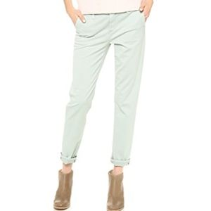 AG Mint Green The Tristian Tailored Trouser